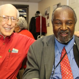Members Fred Ament and Charles Sidney