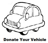 donate vehiclebutton